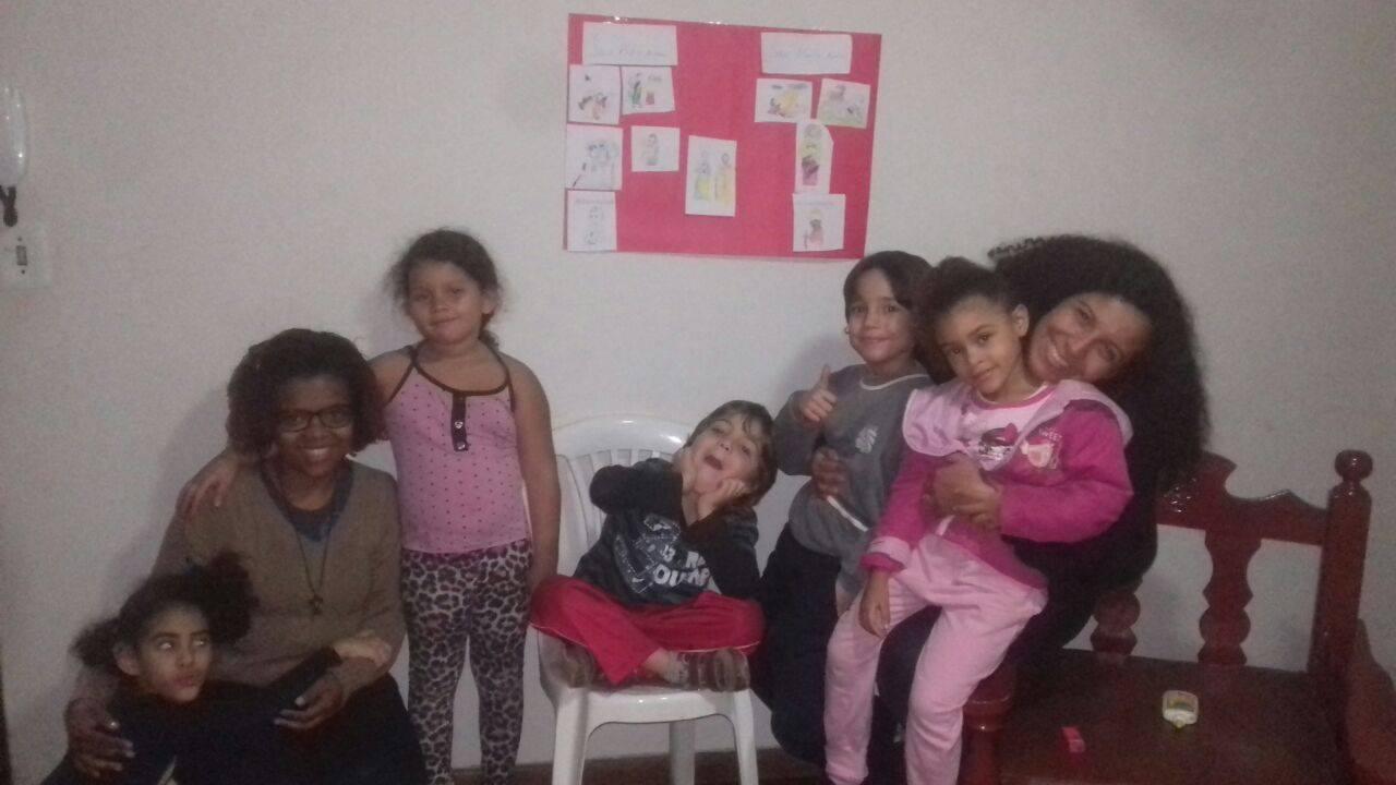 Dabar com crianças dia 07 de julho MMPC