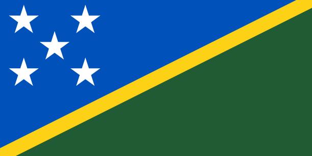 Ilhas Marshall e Ilhas Salomão