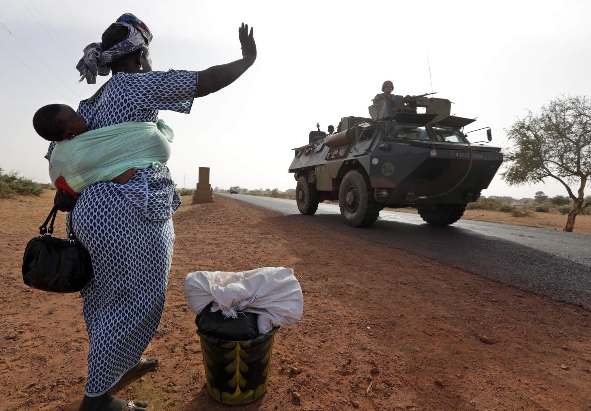 O que é que se passa no Mali?