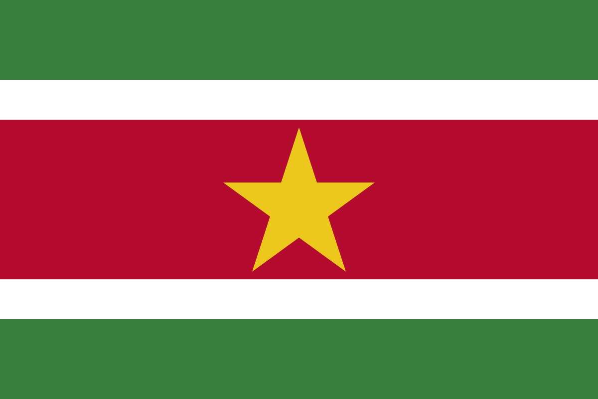 Notícia de Suriname