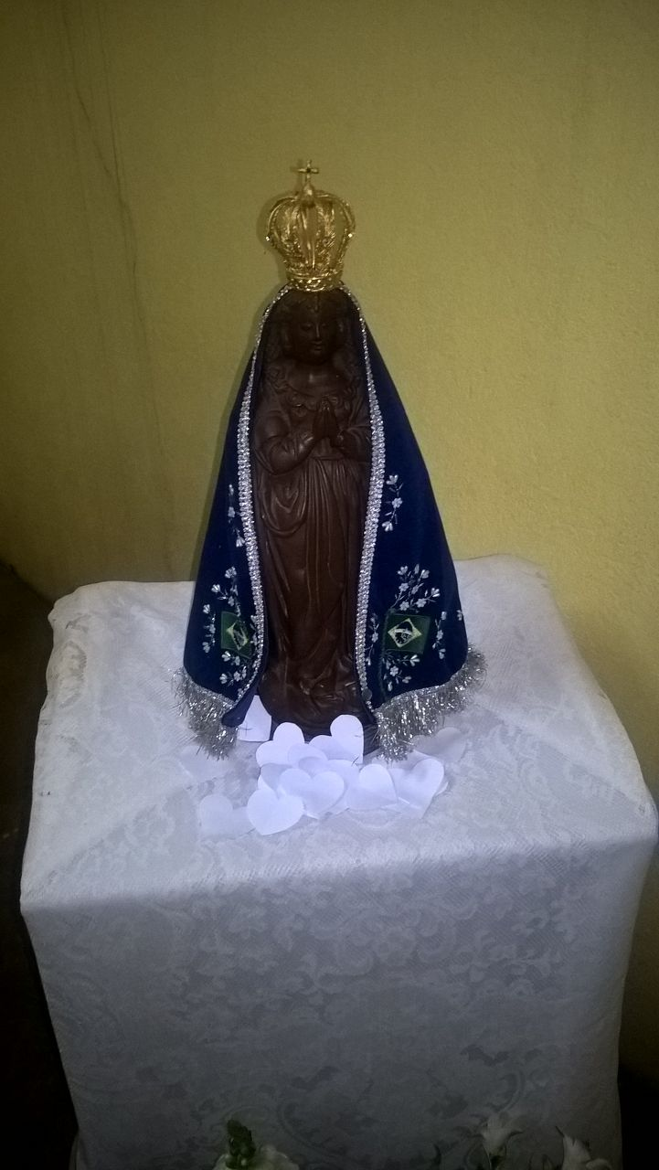 Coroação de Nossa Senhora Rainha no Mosteiro São Paulo