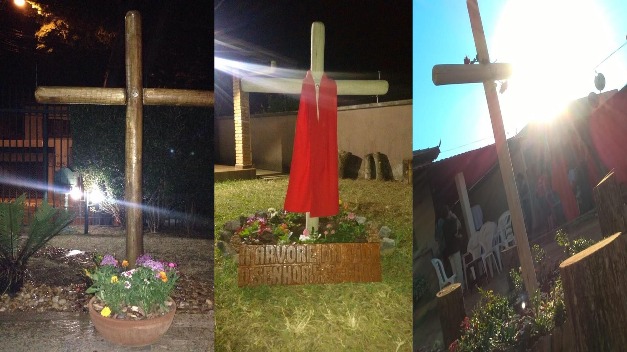 Festa da Exaltação da Santa Cruz em nossa Comunidade