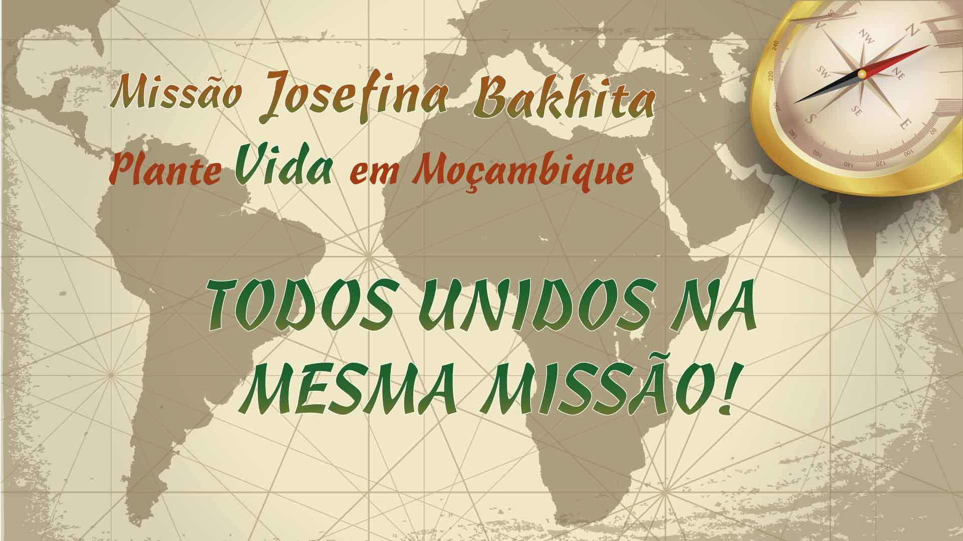TODOS UNIDOS NA MESMA MISSÃO